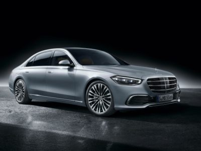 Mercedes S Class -Exhibit Tech Magazine