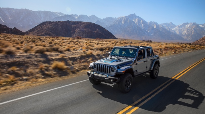 Jeep wrangler  - Exhibit Magazine