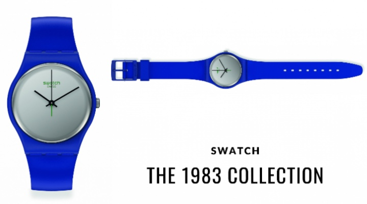 Swatch Watch - Exhibit