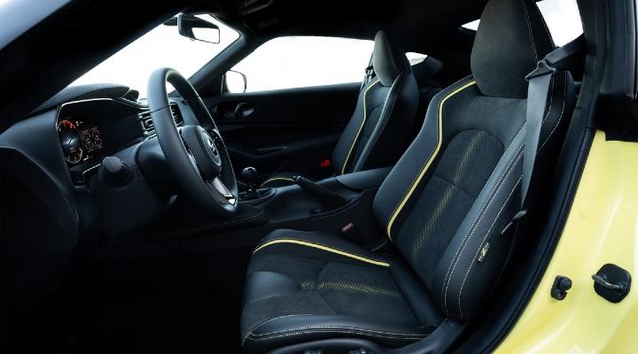 Nissan Z Proto  Interior -  Exhibit Magazine