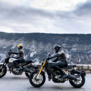 DUCATI SCRAMBLER PRO - Exhibit Magazine India