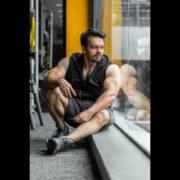 Gaurav Taneja ((health and fitness winner) - Exhibit Award Winner