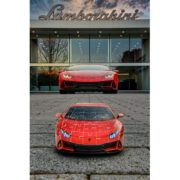 Lamborghini Huracan Evo jigsaw - Exhibit Magazine India