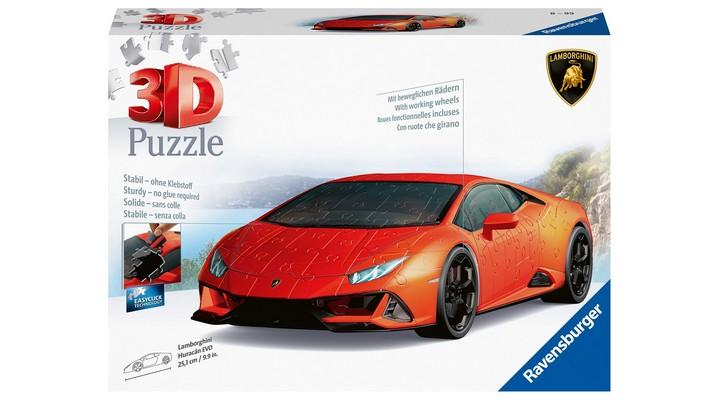 Lamborghini Huracan Evo jigsaw - Exhibit Magazine