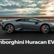 Lamborghini Huracan EVO RWD - Exhibit
