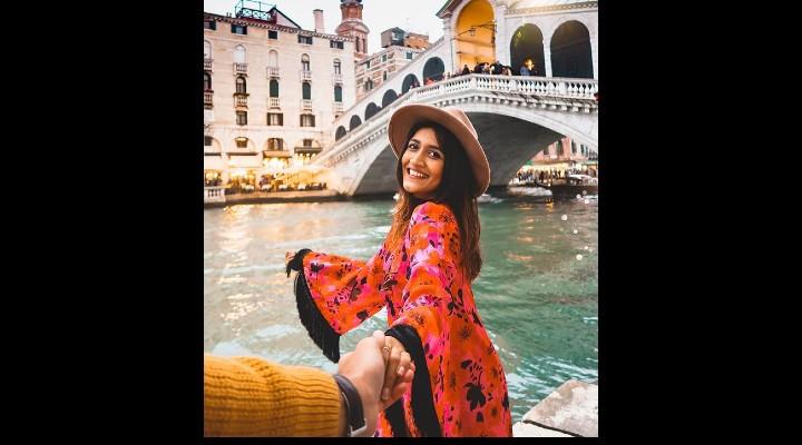 Larissa D'Sa (Travel Influncer) - Exhibit Magazine