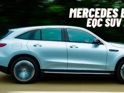 Mercedes EQC Car - Exhibit Magazine