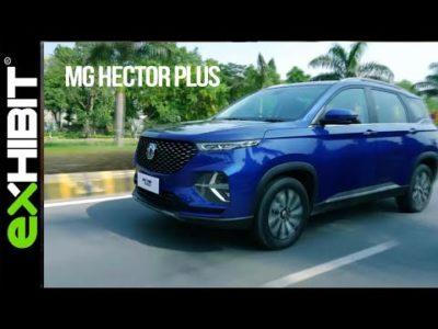 MG Hector Plus Review - Tech Magazine