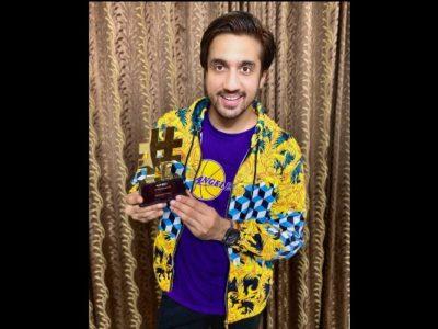 Mumbaikar Nikhil ( Juri Award Winner in Trendsetter) - Exhibit Tech Magazine