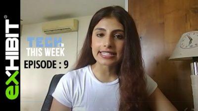 Tech This Week I Episode 9 - Exhibit Magazine