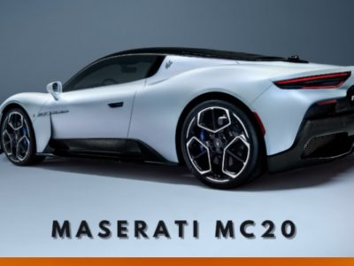 Maserati MC 20 - Exhibit Magazine