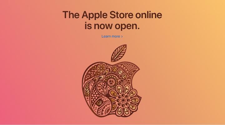 Apple Store Online India - Exhibit Magazine