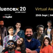 Influencex20 Virtual Awards - Exhibit Magazine