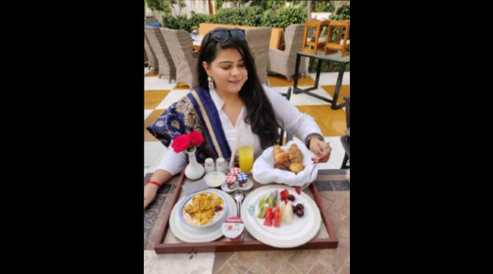 Kuljyoti Dhingra ( Food Influencer) - Exhibit Magazine
