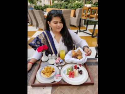 Kuljyoti Dhingra ( Food Influencer) - Exhibit Magazine