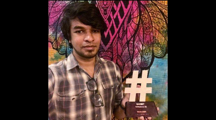 Madan Gowri ( Juri Award Winner of Break Through Challange) - Influence Award 2020