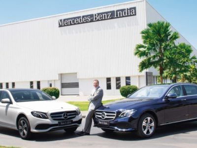 Mercedes Benz India - Exhibit Magazine
