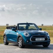 The new MINI Convertible Sidewalk Edition - Exhibit Magazine