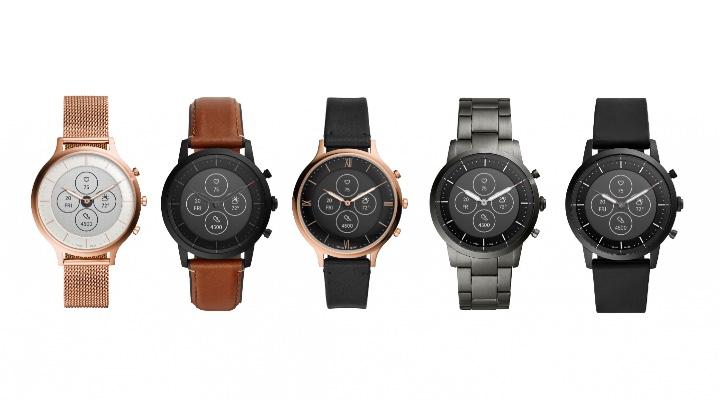 Fossil Hybrid Smartwatch -Exhibit Magazine