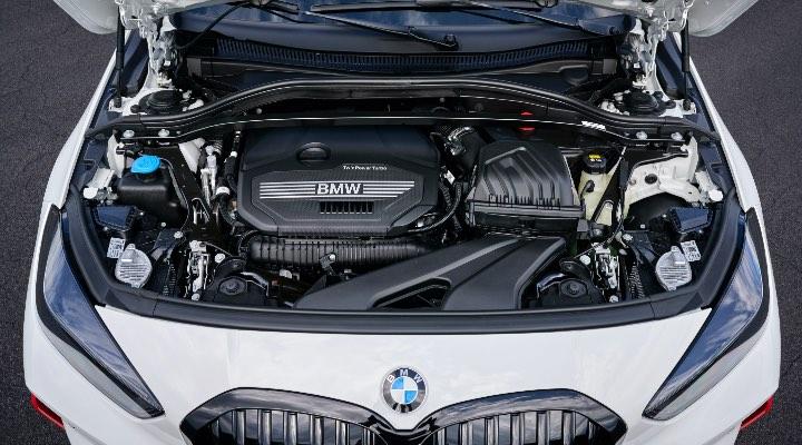 BMW 128ti - Exhibit Magazine India