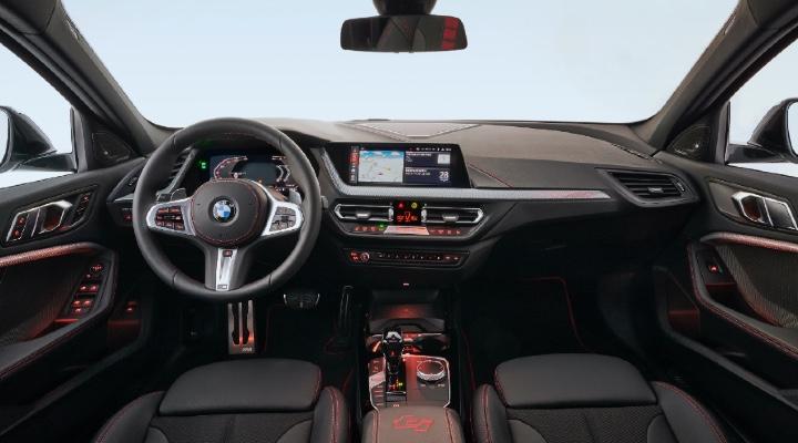 BMW 128ti  Interior - Exhibit Magazine India