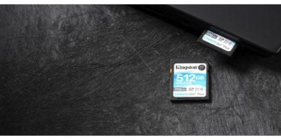Kingston launches refreshed 'Canvas' Card Series and 'MobileLite Plus'