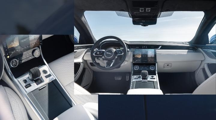 New Jaguar XF Interior - Exhibit Magazine India