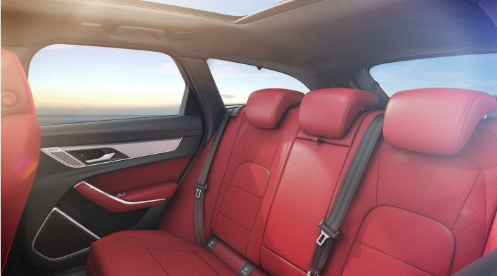 New Jaguar XF Sitting - Exhibit Magazine India