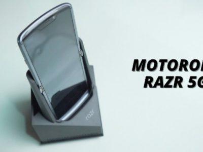 Motorola Razr 5G - Exhibit Magazine