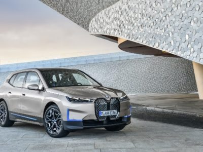 BMW iX Features- Exhibit Magazine online
