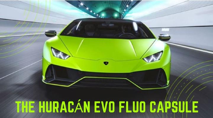 Lamborghini Huracán EVO Fluo Capsule -= Topgear Magazine