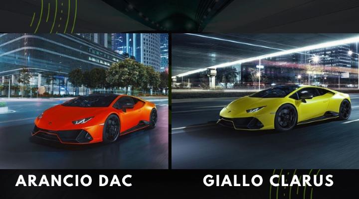 Lamborghini introduces the Huracán EVO Fluo Capsule-  Car Magazine India