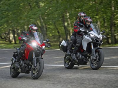Ducati Multistrada 950 - Exhibit Magazine India