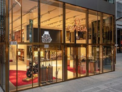 Omega Boutique - Exhibit Magazine Online