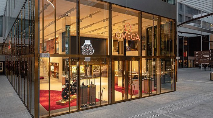 Omega Boutique - Exhibit Magazine Online