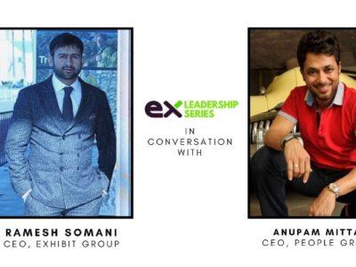 Leadership Series   Anupam Mittal - CEO, People Group
