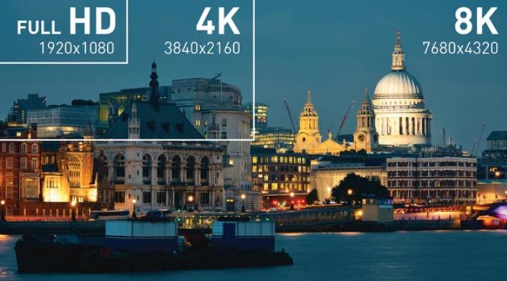 Best Gaming TVs 4K Resolution
