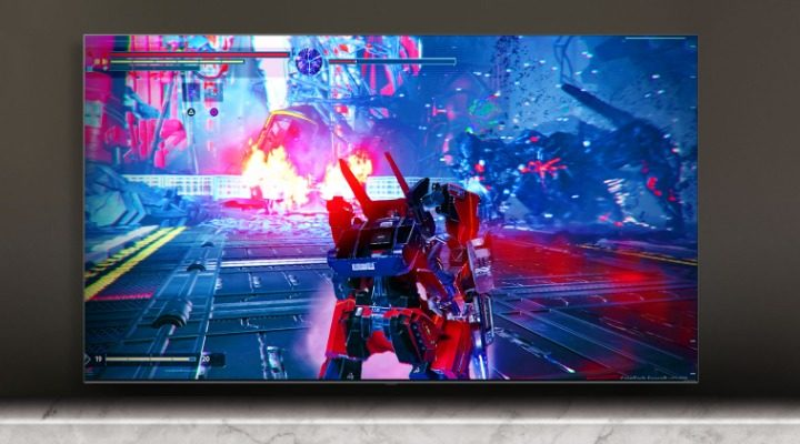 Best Gaming TVs Auto Low Latency Mode