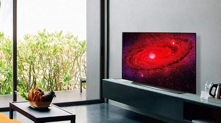 "Best Gaming TVs LG OLED CXPTA 55"" 4K UHD TV"