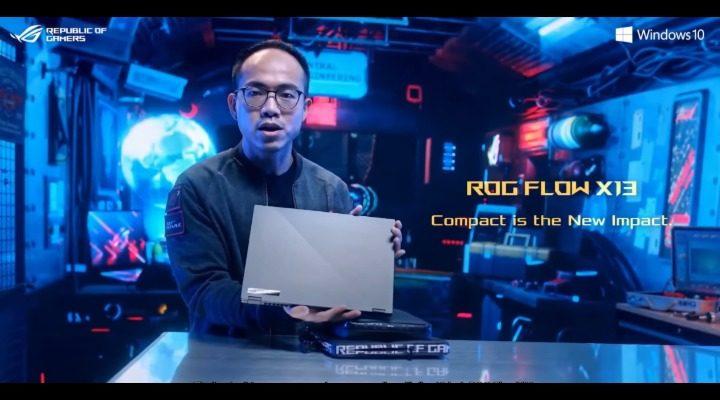 ASUS ROG CES Zephyrus Flow X13 Gaming