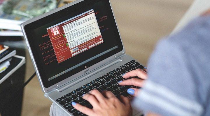 Maze Ransomware Attack