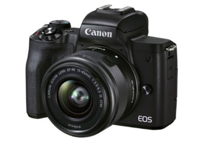 Canon EOS M50 Mark II Review