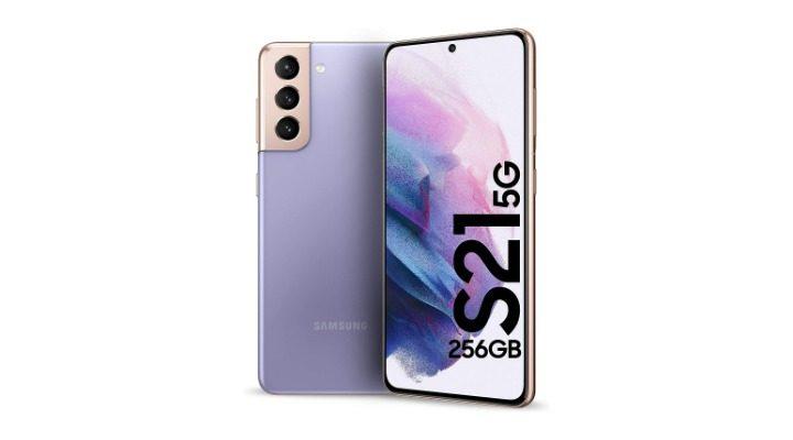 Affordable smartphones Samsung S21+