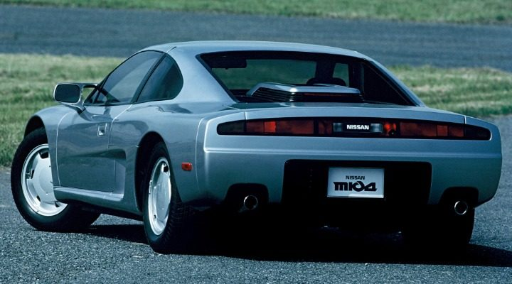 Concept Cars NISSAN MID 4