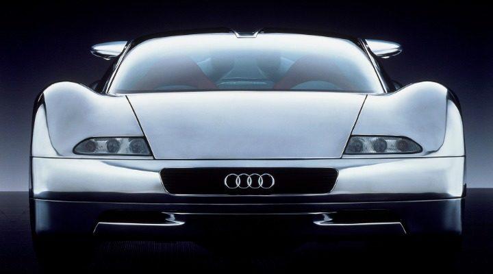 Concept Cars AUDI AVUS QUATTRO