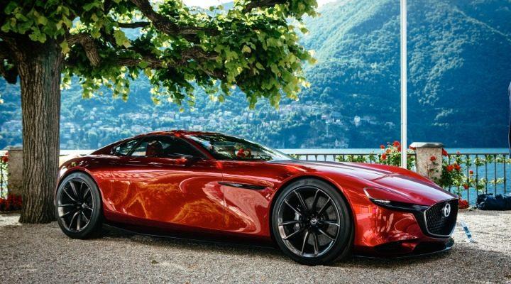 Concept Cars RX Vision
