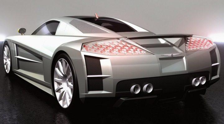 Concept Cars ME4-12