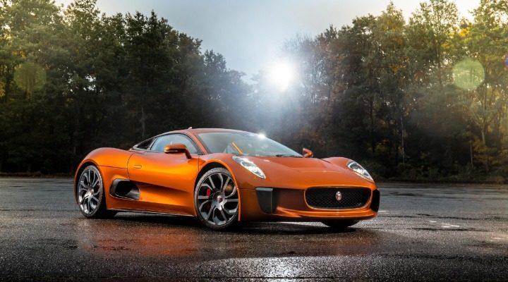 Concept Cars Jaguar CX-75