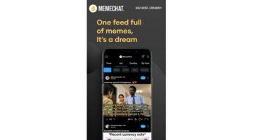 MemeChat meme exchange app: A memetastic venture!