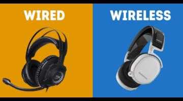 Wired vs Wireless Headphones